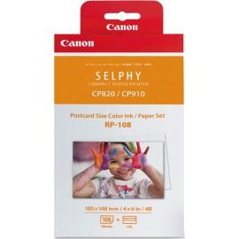 TIN Canon RP-108 8568B001 10x15cm + TTR Papier