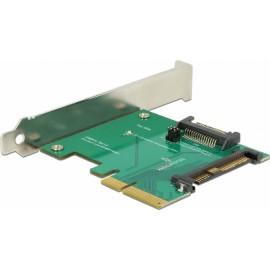 DeLock Κάρτα PCI σε SATA/U.2