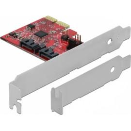 DeLock Κάρτα PCI σε 2 θύρες SATA