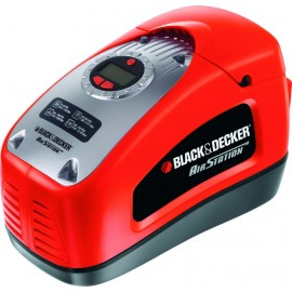 Black & Decker ASI300 160 PSI AC/DC Σταθμός Αέρα Πολλαπλών Χρήσεων με Ψηφιακή Ένδειξη