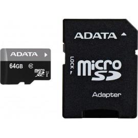 Adata Premier microSDXC 64GB U1 with Adapter