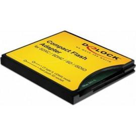 DeLock Αντάπτορας SD σε Compact Flash