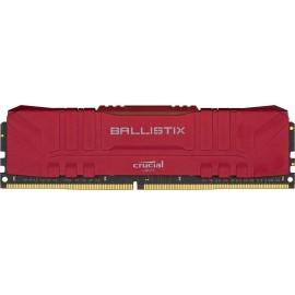Ballistix 16GB DDR4 3200 CL16 DIMM 288pin red