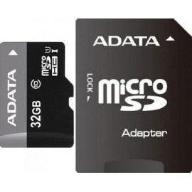 Adata Premier microSDHC 32GB U1 with Adapter