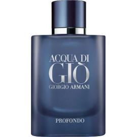 Giorgio Armani Profondo Eau de Parfum 75ml