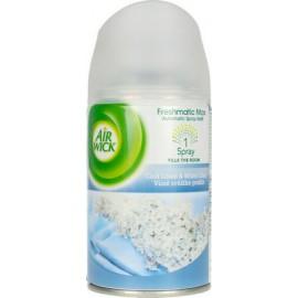 Airwick Αρωματικά Χώρου Ανταλλακτικό Cool Linen & White Liliac 250ml
