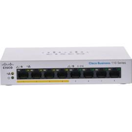 Cisco CBS110-8PP-D