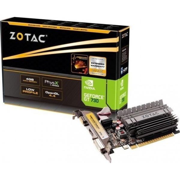 Zotac GeForce GT730 4GB Zone Edition