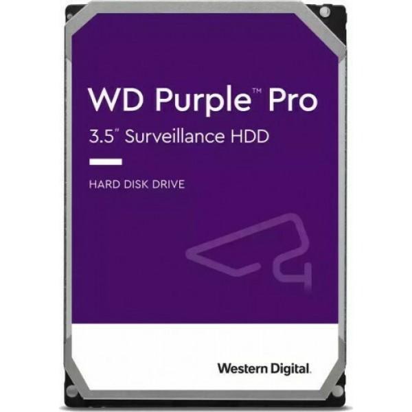 Western Digital Purple Pro Surveillance 12TB HDD Σκληρός Δίσκος 3.5