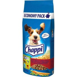 Chappi with Beef, Chicken and Vegetables 13.5 kg