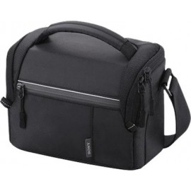 Sony Τσάντα Ώμου Φωτογραφικής Μηχανής LCS-SL10 σε Μαύρο Χρώμα
