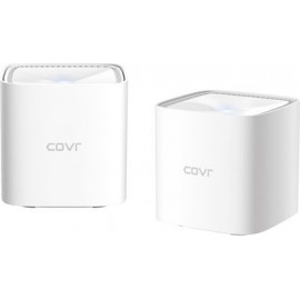 D-Link COVR-1102 Mesh Access Point Wi-Fi 5 Dual Band (2.4 & 5GHz) σε Διπλό Kit